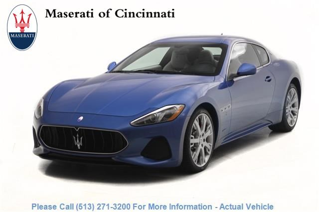 High Quality New 2018 Maserati GranTurismo Sport