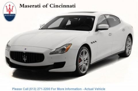 Used Cars Cincinnati >> 3 Used Cars Trucks Suvs In Stock In Cincinnati Maserati Of