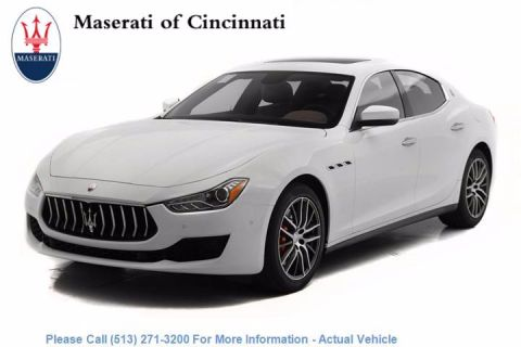 New 2020 Maserati Ghibli S Q4 AWD 4dr Car