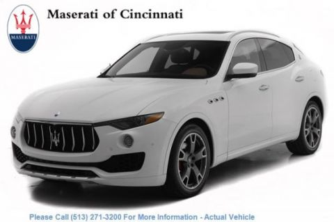 Pre-Owned 2017 Maserati Levante Base