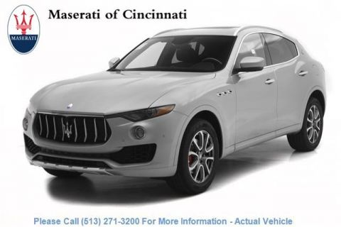 New 2017 Maserati Levante Base AWD