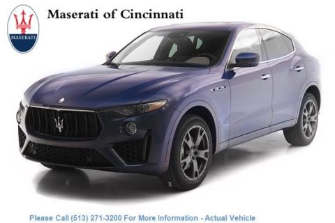 New 2019 Maserati Levante GranSport
