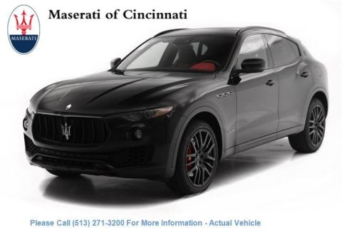New 2018 Maserati Levante S GranSport AWD